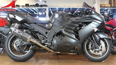 2016 Kawasaki Ninja ZX-14R ABS SE in Pinellas Park, Florida