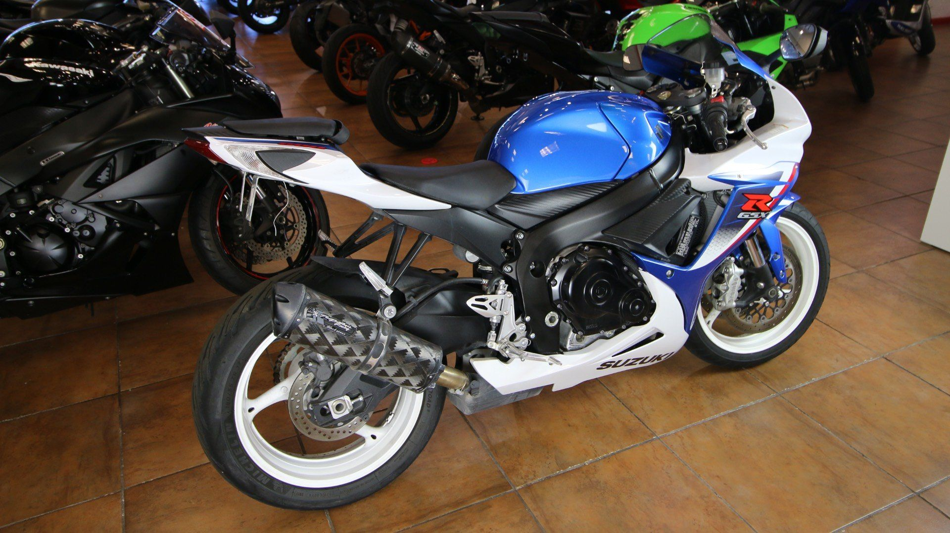 2013 Suzuki GSX-R600™ in Pinellas Park, Florida - Photo 3