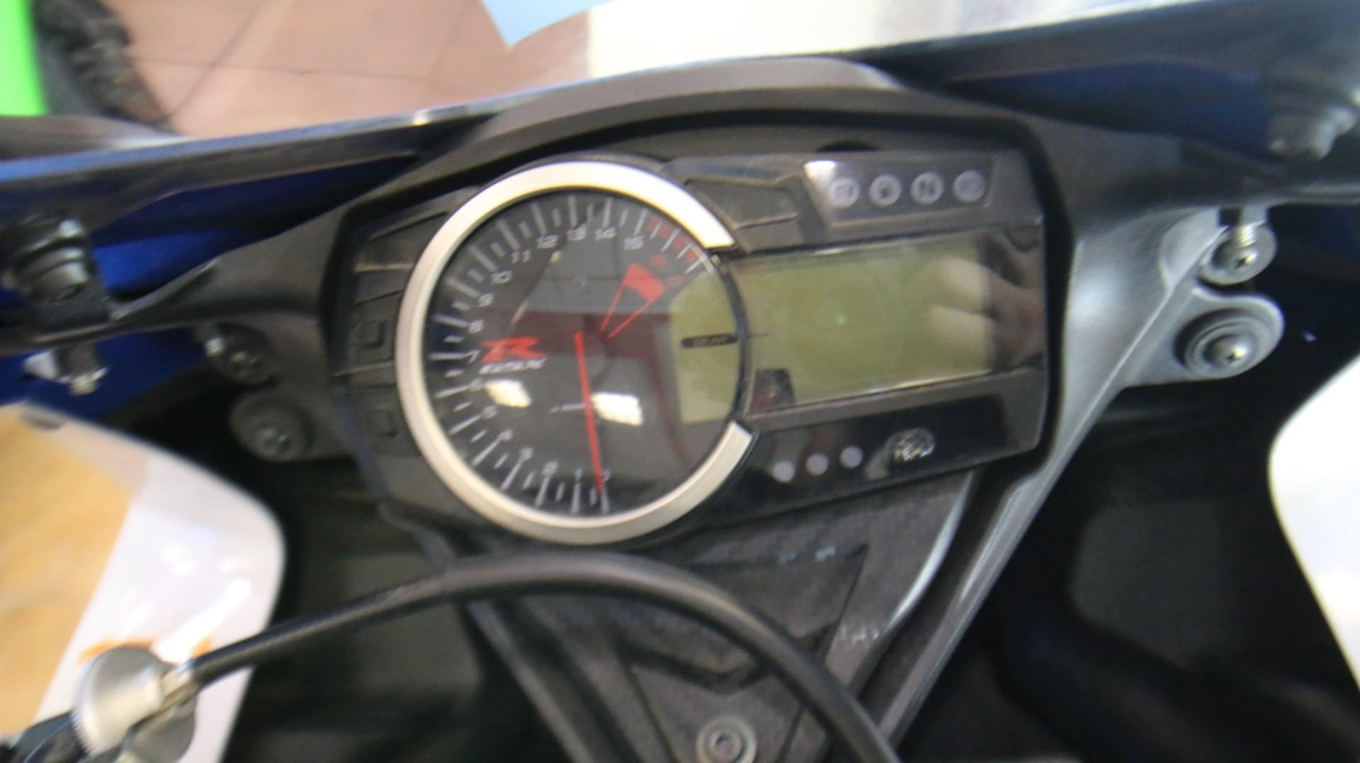 2013 Suzuki GSX-R600™