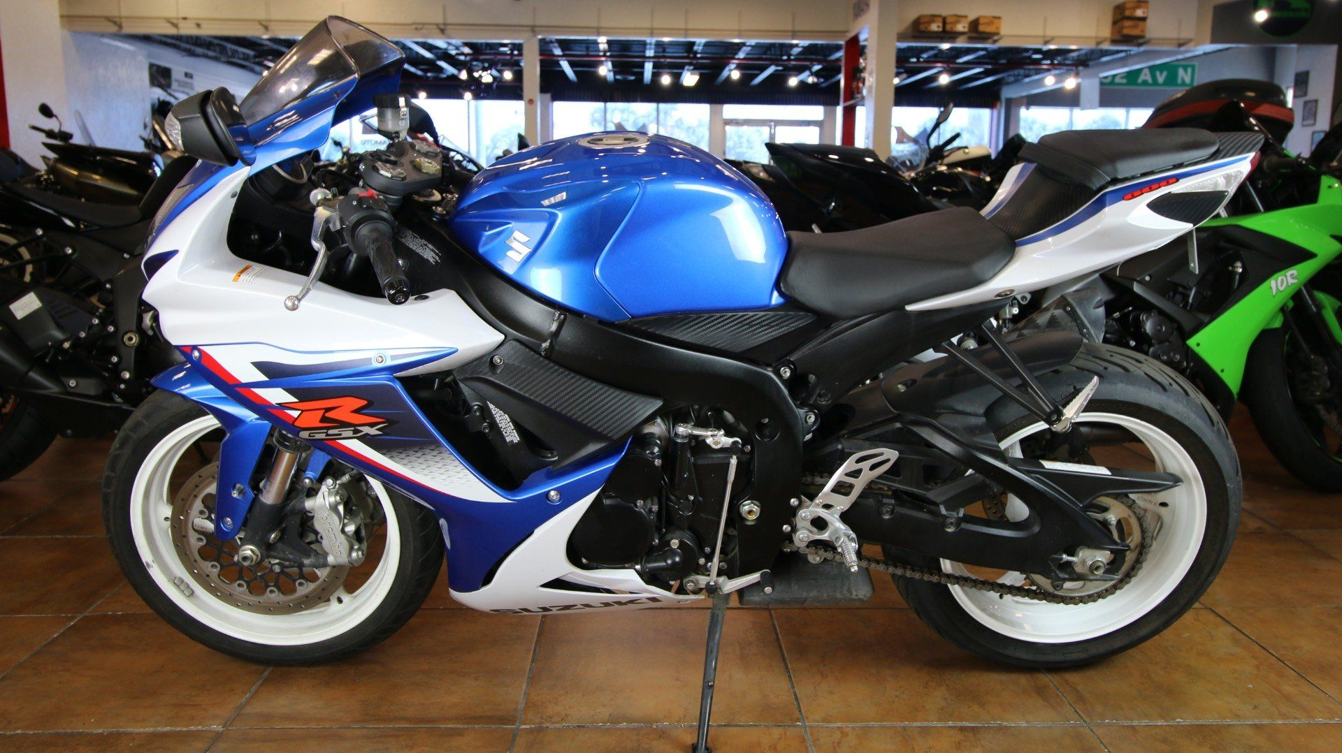 2013 Suzuki GSX-R600™ in Pinellas Park, Florida - Photo 11