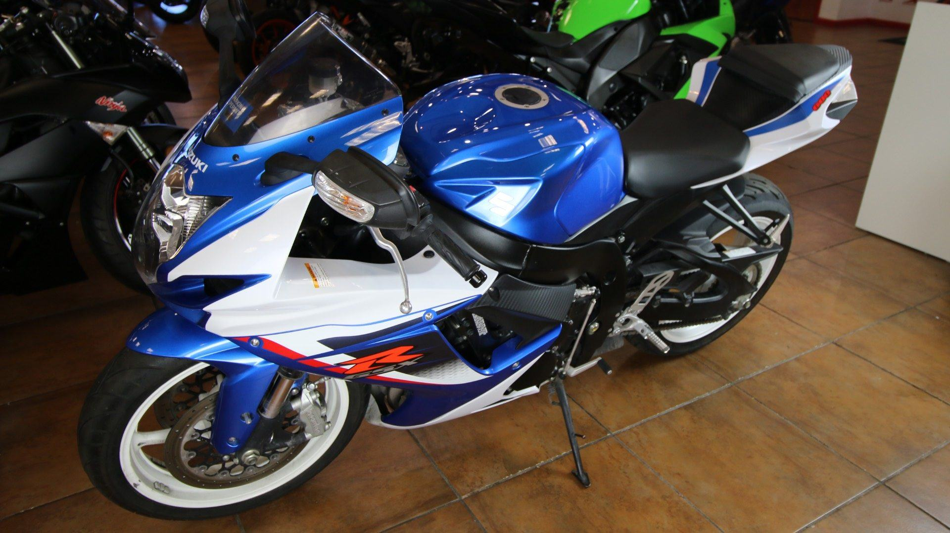 2013 Suzuki GSX-R600™ in Pinellas Park, Florida - Photo 12