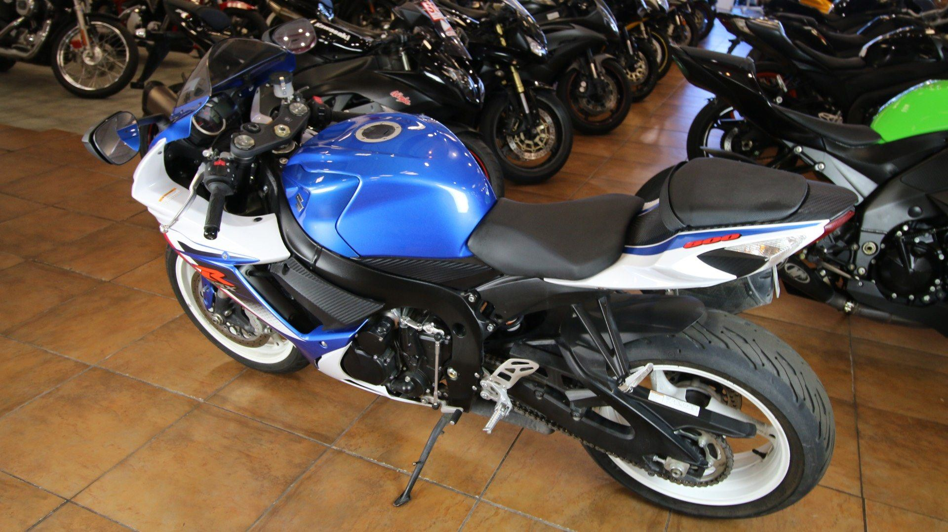 2013 Suzuki GSX-R600™ in Pinellas Park, Florida - Photo 13