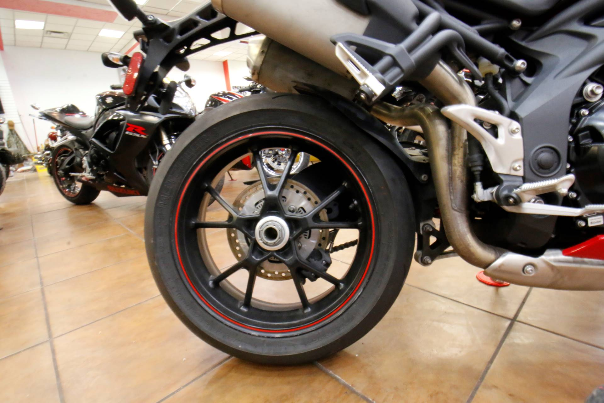 2015 Triumph Speed Triple ABS in Pinellas Park, Florida