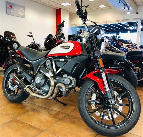 2016 Ducati Scrambler Icon in Pinellas Park, Florida - Photo 3