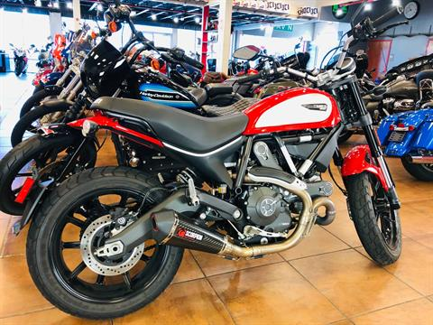 2016 Ducati Scrambler Icon in Pinellas Park, Florida - Photo 4