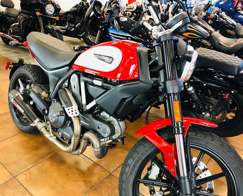 2016 Ducati Scrambler Icon in Pinellas Park, Florida - Photo 5