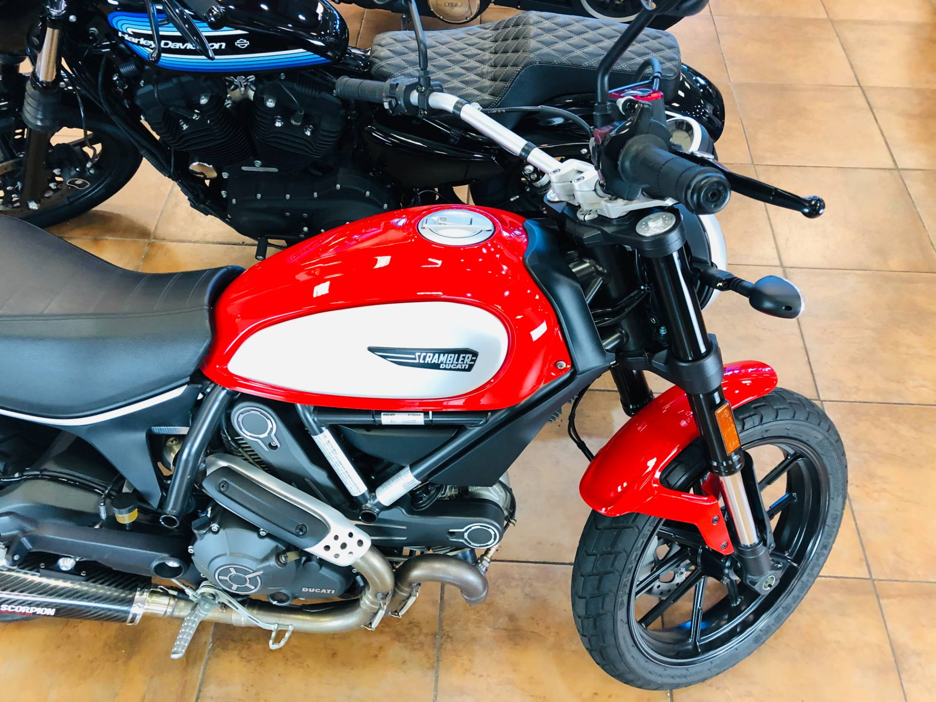 2016 Ducati Scrambler Icon in Pinellas Park, Florida - Photo 8