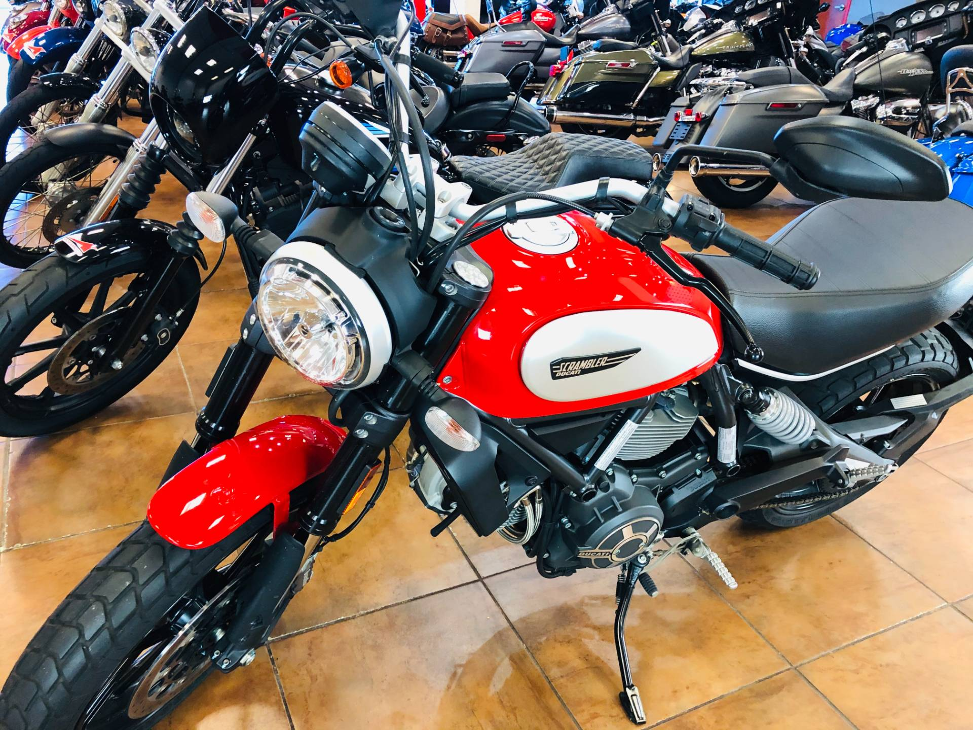 2016 Ducati Scrambler Icon in Pinellas Park, Florida - Photo 13