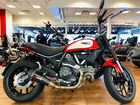 2016 Ducati Scrambler Icon in Pinellas Park, Florida - Photo 1