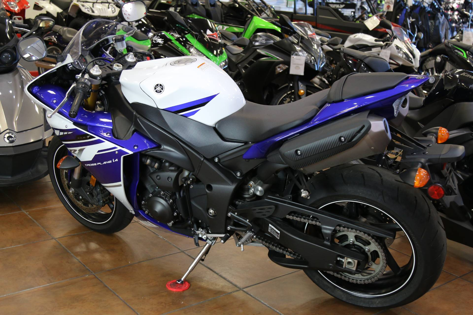 2014 Yamaha YZF-R1 in Pinellas Park, Florida