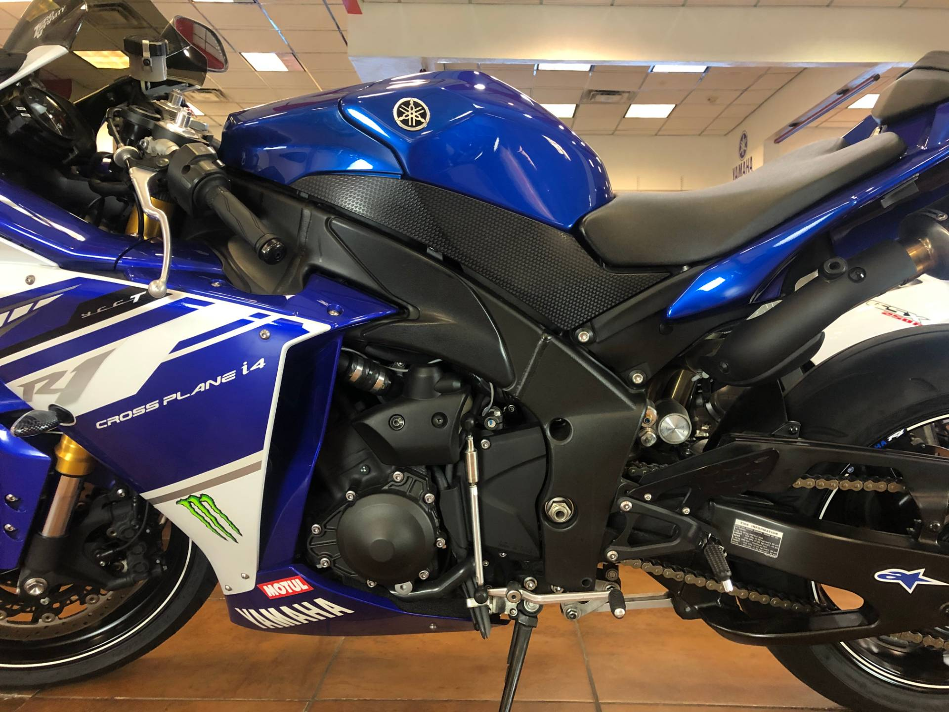 2014 Yamaha YZF-R1 in Pinellas Park, Florida - Photo 4