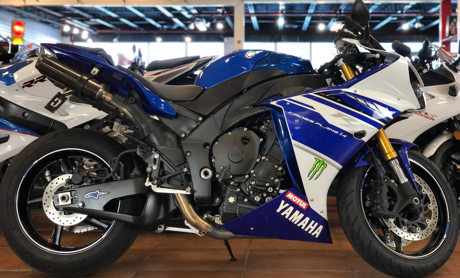 2014 Yamaha YZF-R1 in Pinellas Park, Florida - Photo 1