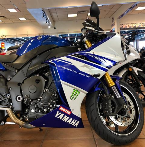 2014 Yamaha YZF-R1 in Pinellas Park, Florida - Photo 15