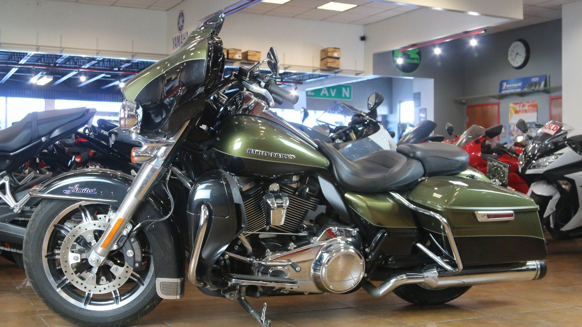 2018 Harley-Davidson Ultra Limited Low in Pinellas Park, Florida - Photo 11