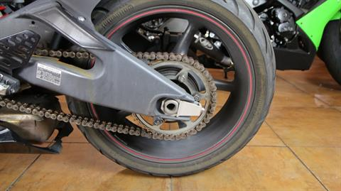 2012 Yamaha YZF-R6 in Pinellas Park, Florida - Photo 16