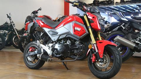 2018 Honda Grom in Pinellas Park, Florida - Photo 2