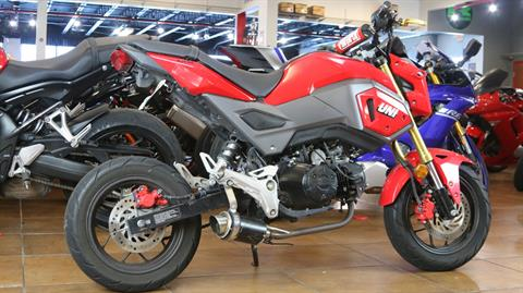 2018 Honda Grom in Pinellas Park, Florida - Photo 3