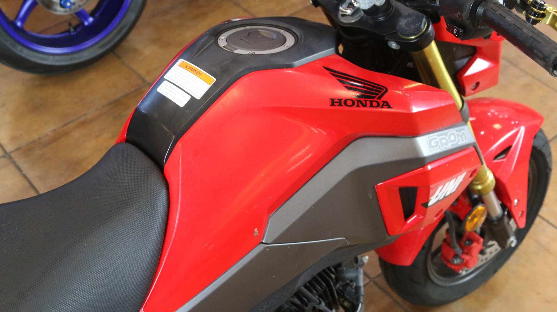 2018 Honda Grom in Pinellas Park, Florida - Photo 8