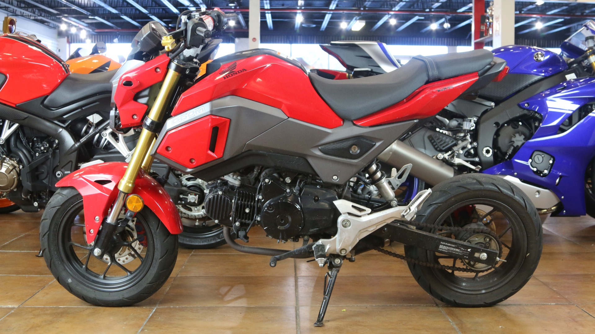 2018 Honda Grom in Pinellas Park, Florida - Photo 10