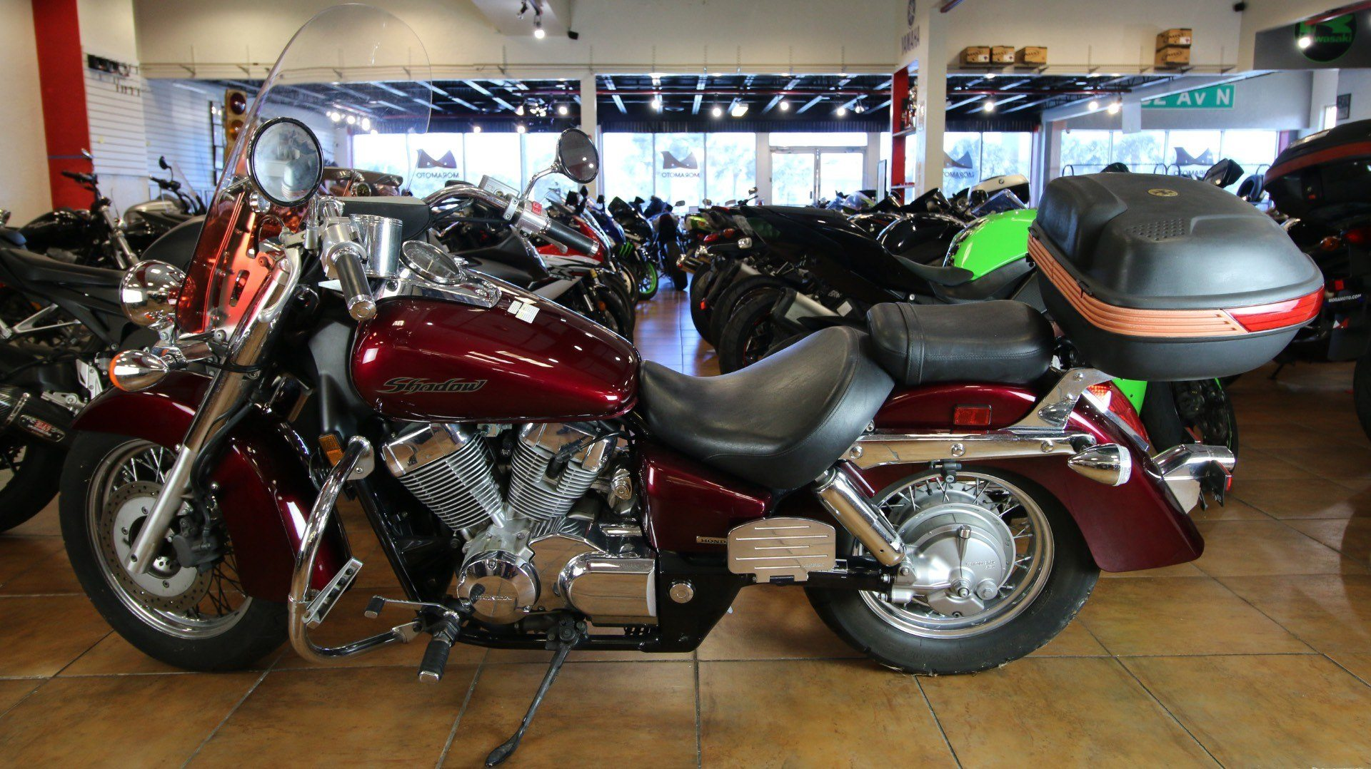 2006 Honda Shadow Aero® in Pinellas Park, Florida