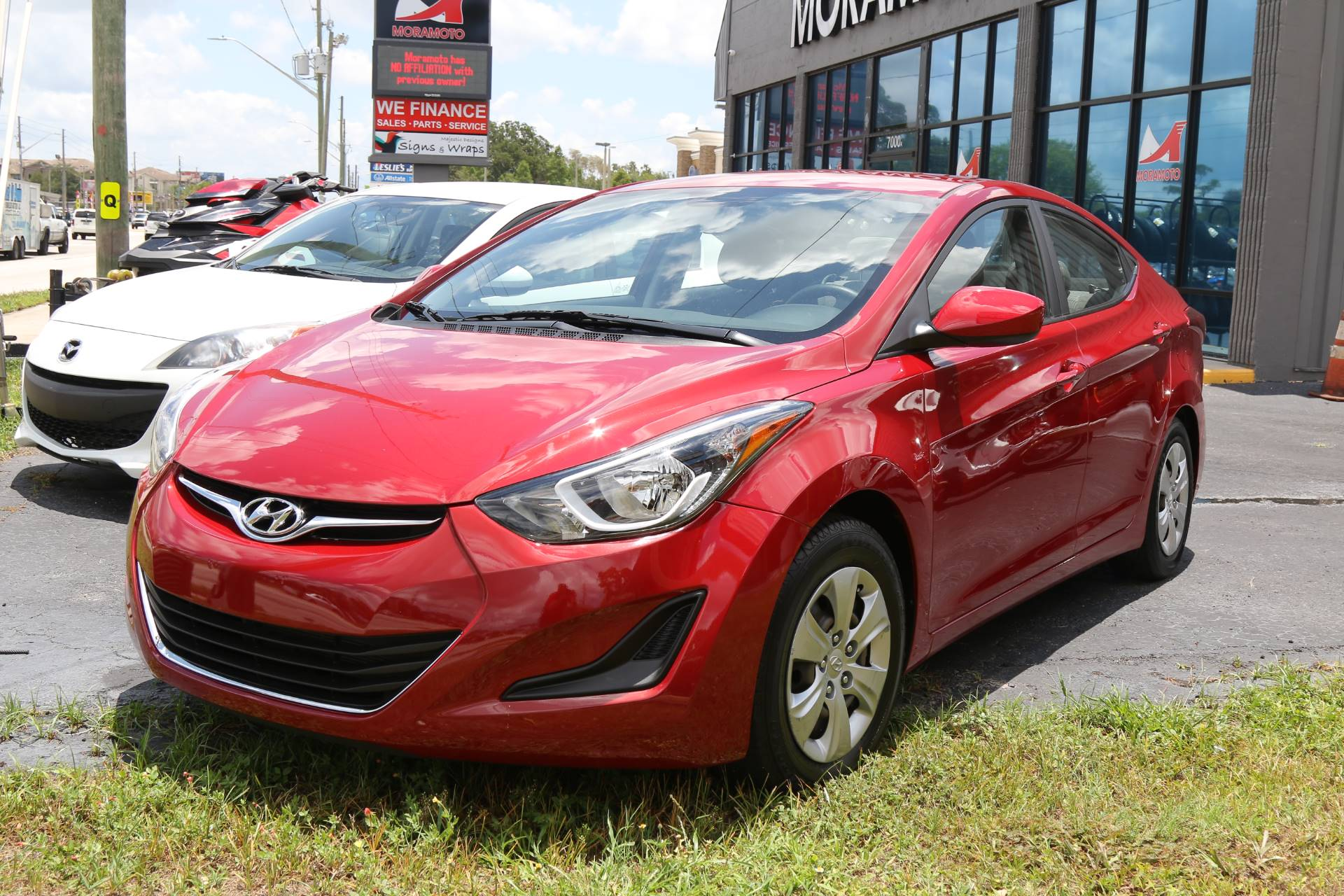 2016 Hyundai Elantra in Pinellas Park, Florida