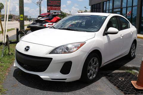 2013 Mazda Mazda 3i in Pinellas Park, Florida