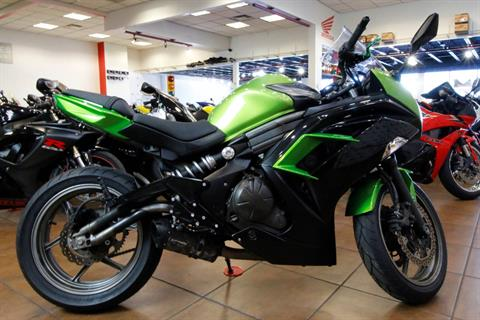 2012 Kawasaki Ninja® 650 in Pinellas Park, Florida