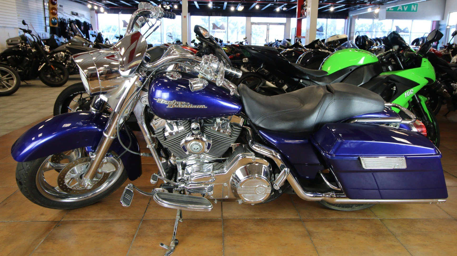 2006 Harley-Davidson Road King® Custom in Pinellas Park, Florida - Photo 10