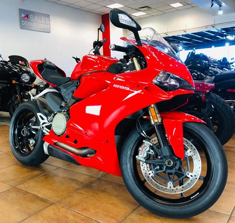 2017 Ducati 1299 ABS in Pinellas Park, Florida - Photo 3