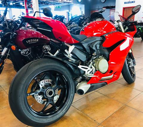 2017 Ducati 1299 ABS in Pinellas Park, Florida - Photo 4
