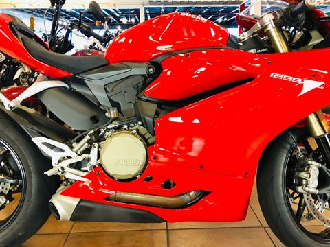 2017 Ducati 1299 ABS in Pinellas Park, Florida - Photo 6