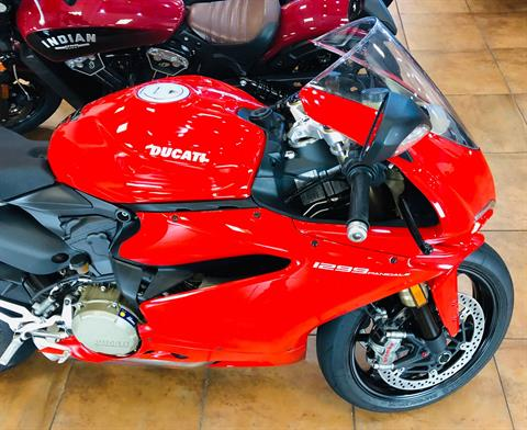 2017 Ducati 1299 ABS in Pinellas Park, Florida - Photo 8