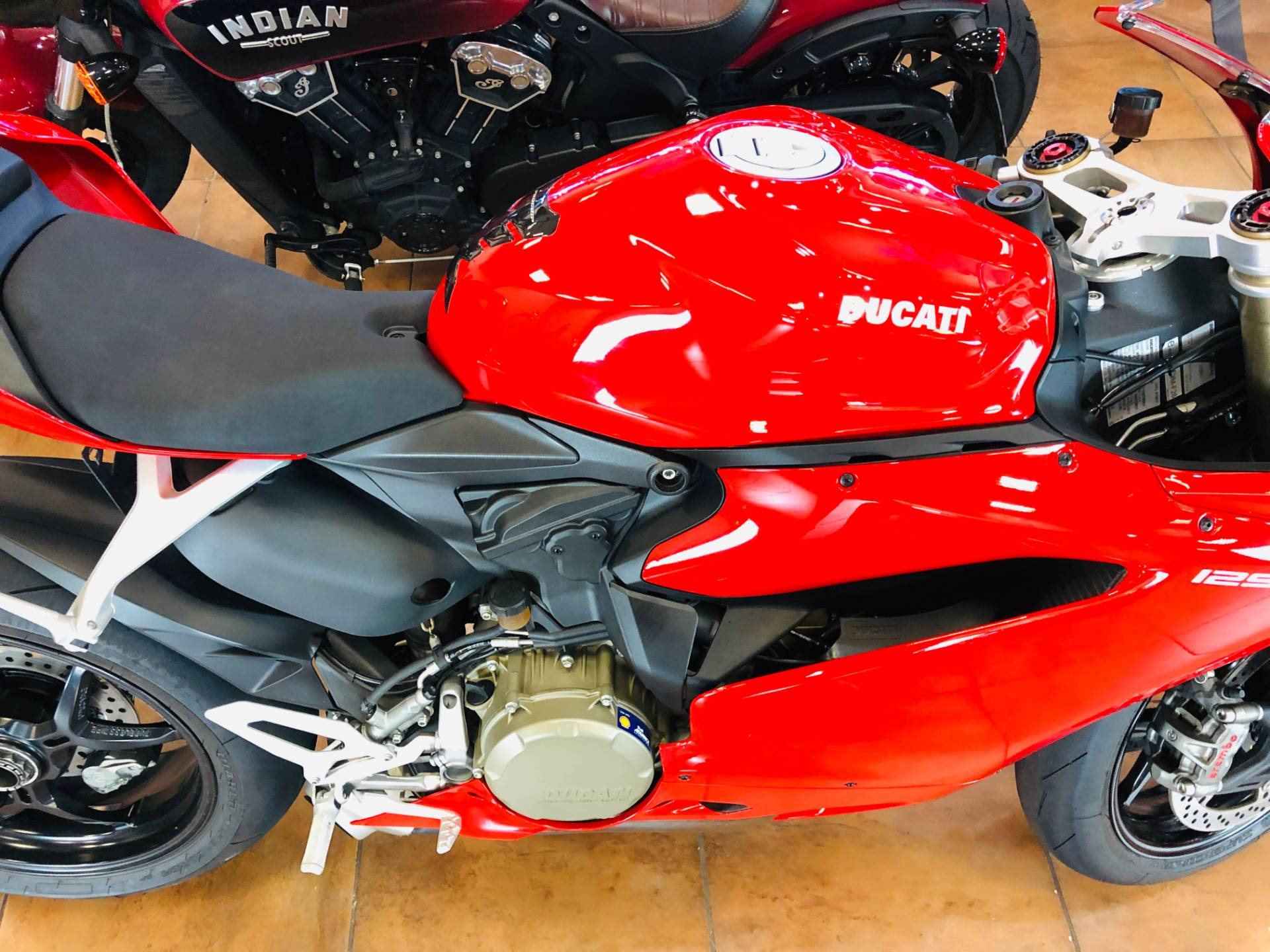 2017 Ducati 1299 ABS in Pinellas Park, Florida - Photo 9