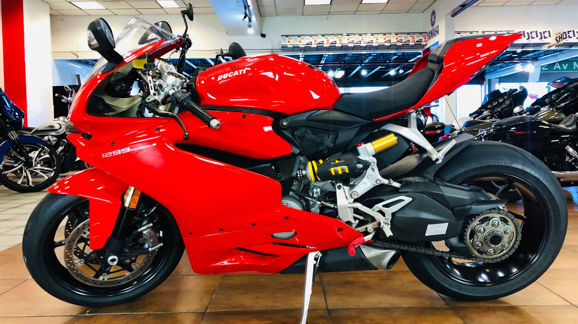 2017 Ducati 1299 ABS in Pinellas Park, Florida - Photo 2