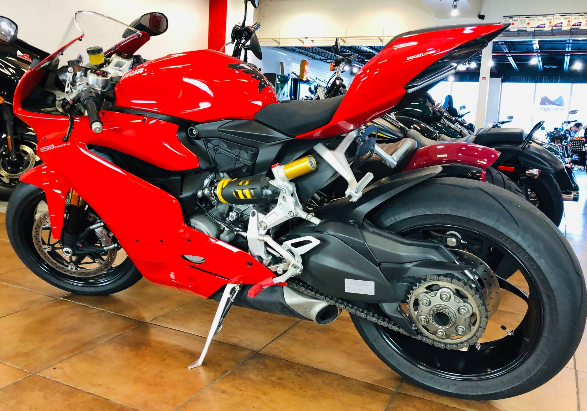 2017 Ducati 1299 ABS in Pinellas Park, Florida - Photo 12