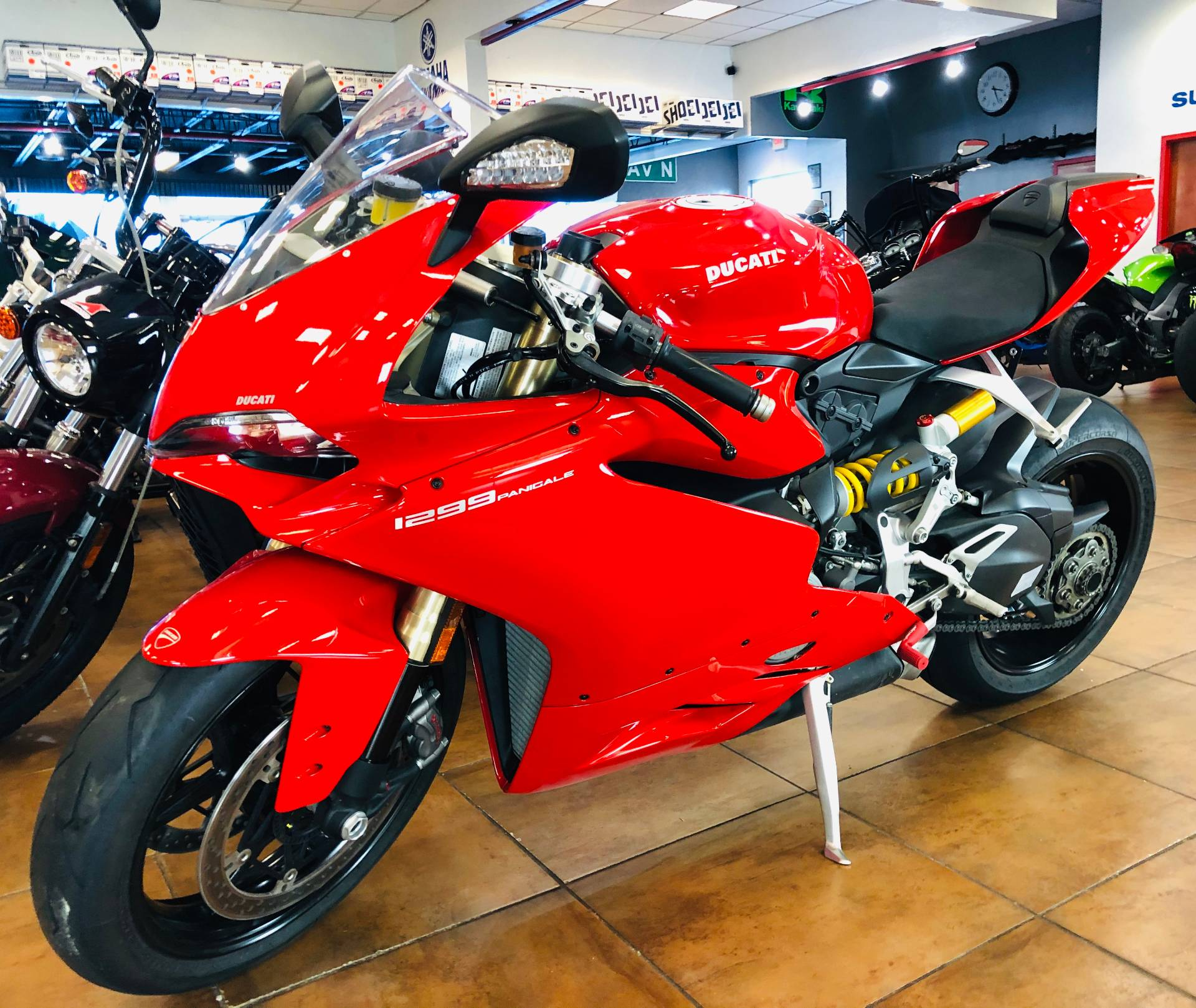 2017 Ducati 1299 ABS in Pinellas Park, Florida - Photo 11