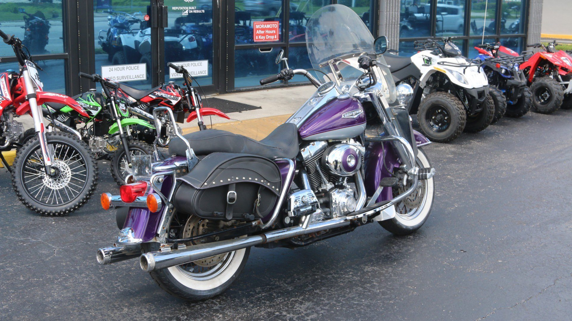 2001 Harley-Davidson Road King in Pinellas Park, Florida - Photo 3