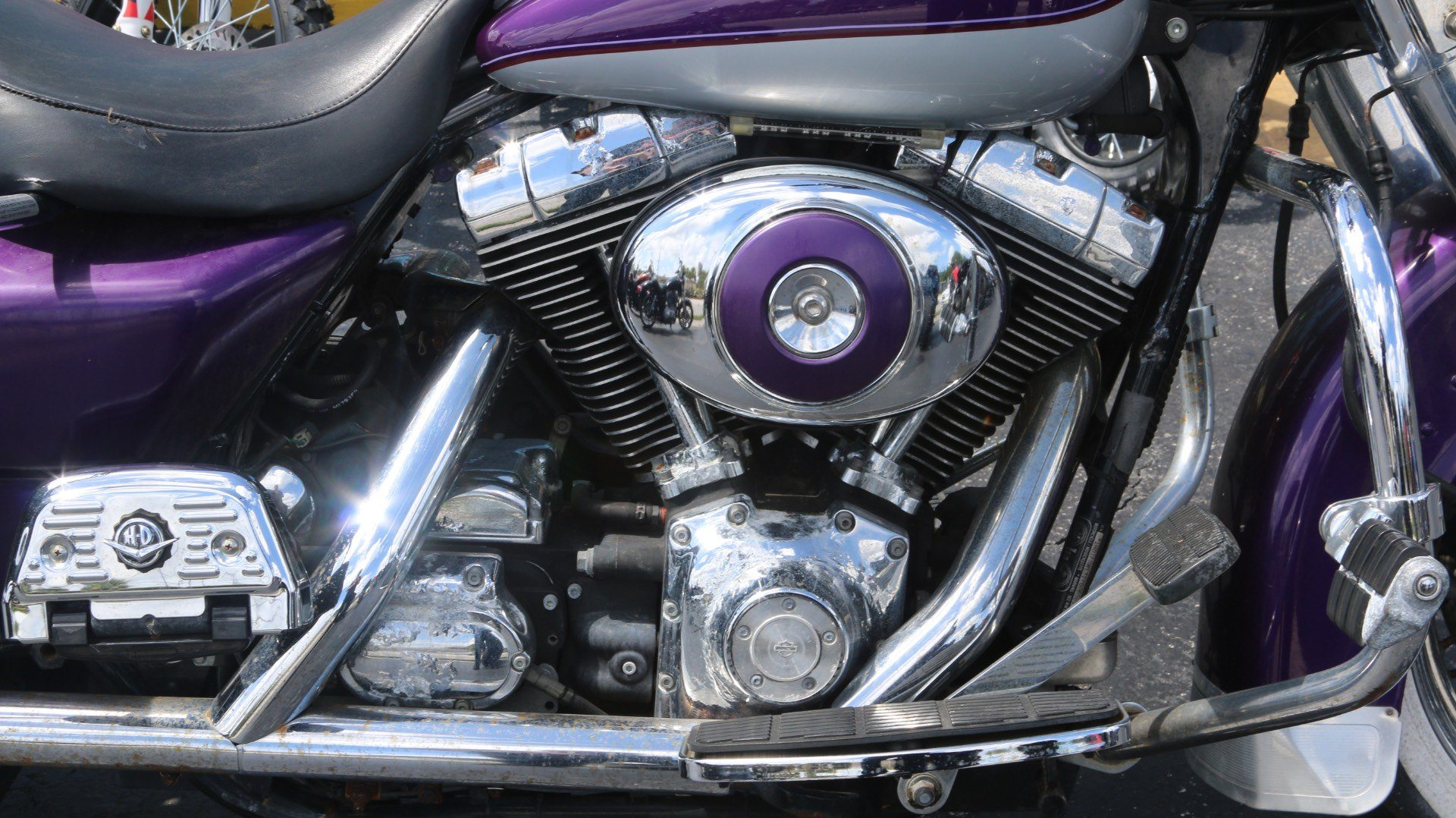 2001 Harley-Davidson Road King in Pinellas Park, Florida - Photo 5