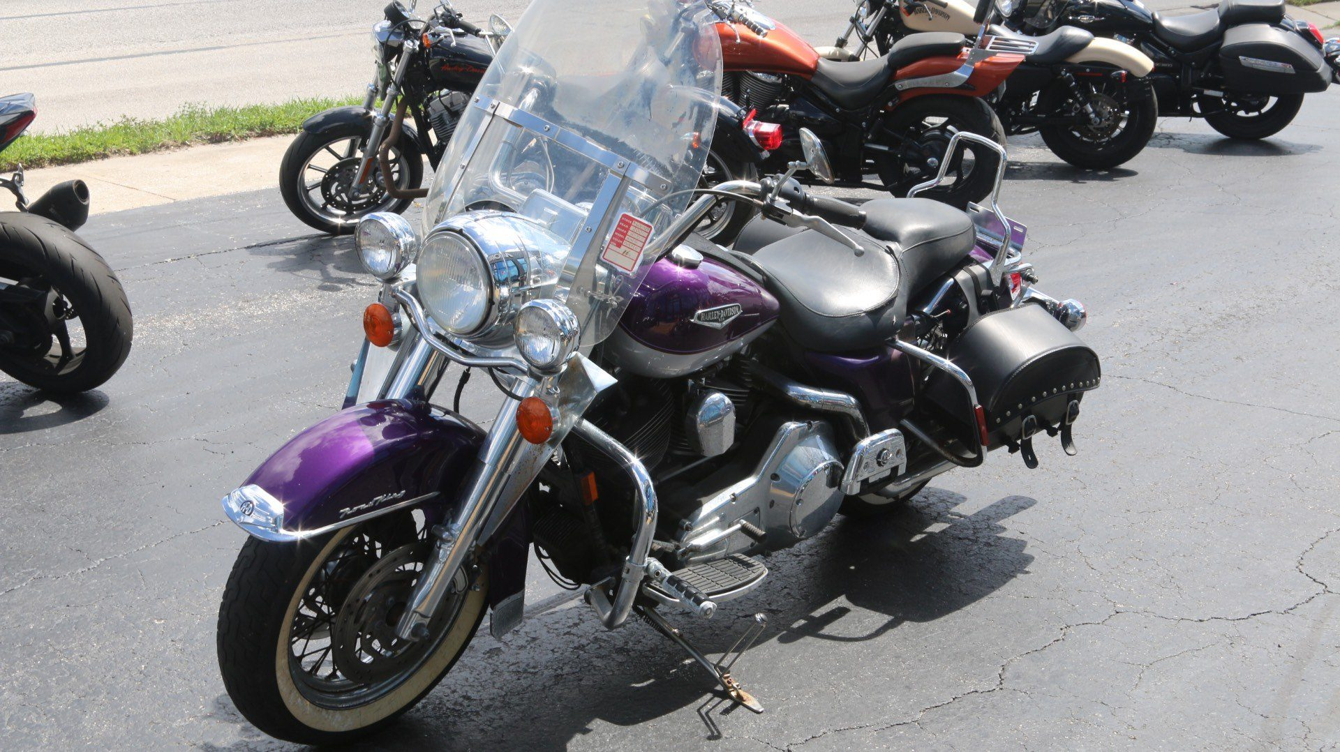 2001 Harley-Davidson Road King in Pinellas Park, Florida - Photo 11
