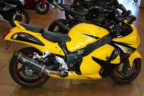 2013 Suzuki Hayabusa Limited Edition in Pinellas Park, Florida