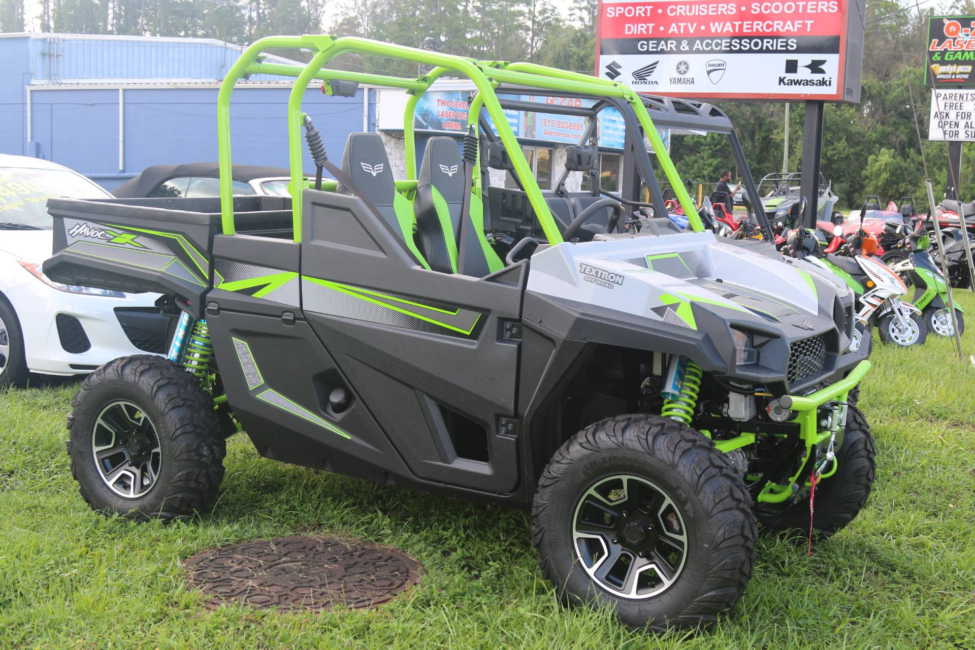2018 Textron Off Road Havoc X in Pinellas Park, Florida - Photo 1