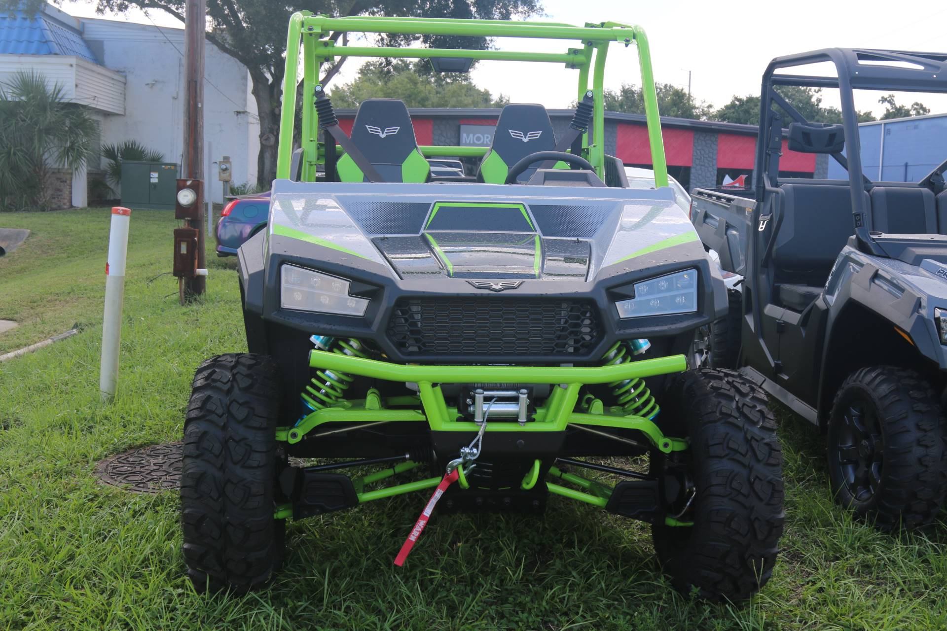 2018 Textron Off Road Havoc X in Pinellas Park, Florida - Photo 2