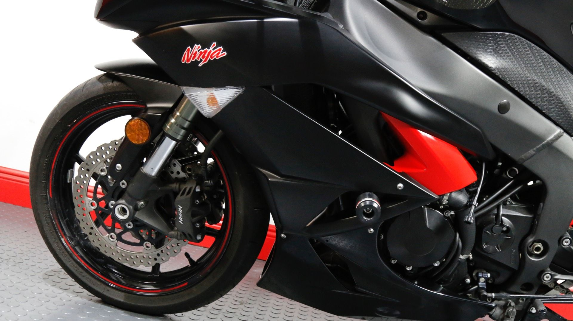 2011 Kawasaki Ninja® ZX™-6R in Pinellas Park, Florida