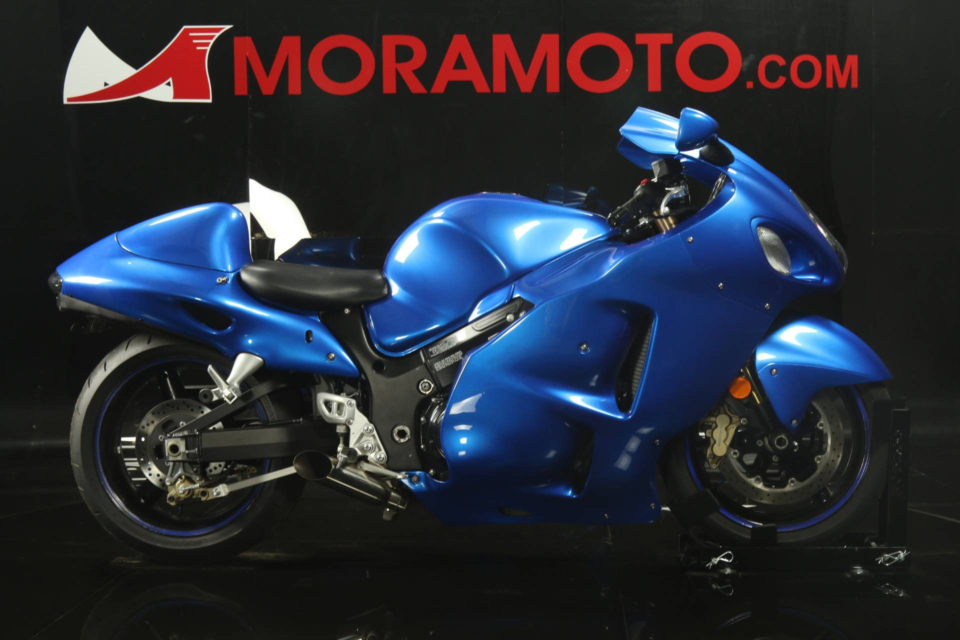 2007 Suzuki Hayabusa™ 1300 in Pinellas Park, Florida - Photo 1