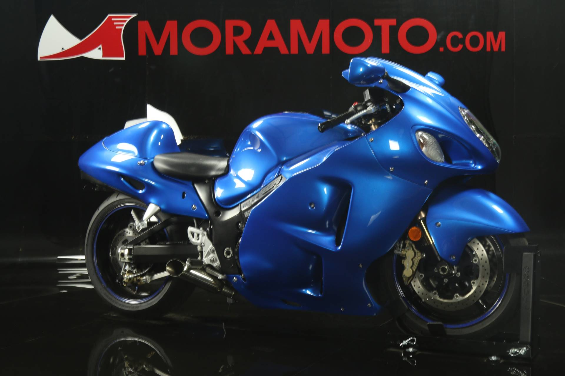 2007 Suzuki Hayabusa™ 1300 in Pinellas Park, Florida - Photo 3