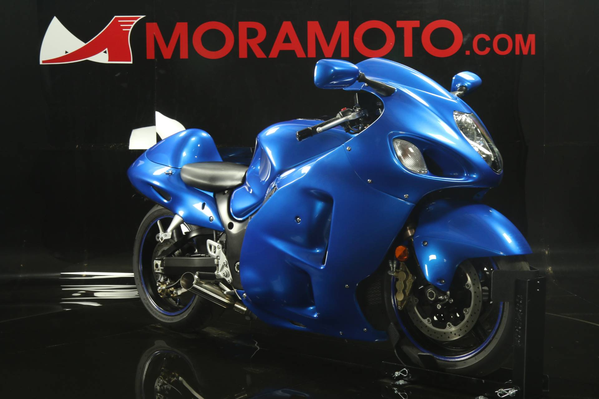 2007 Suzuki Hayabusa™ 1300 in Pinellas Park, Florida - Photo 4