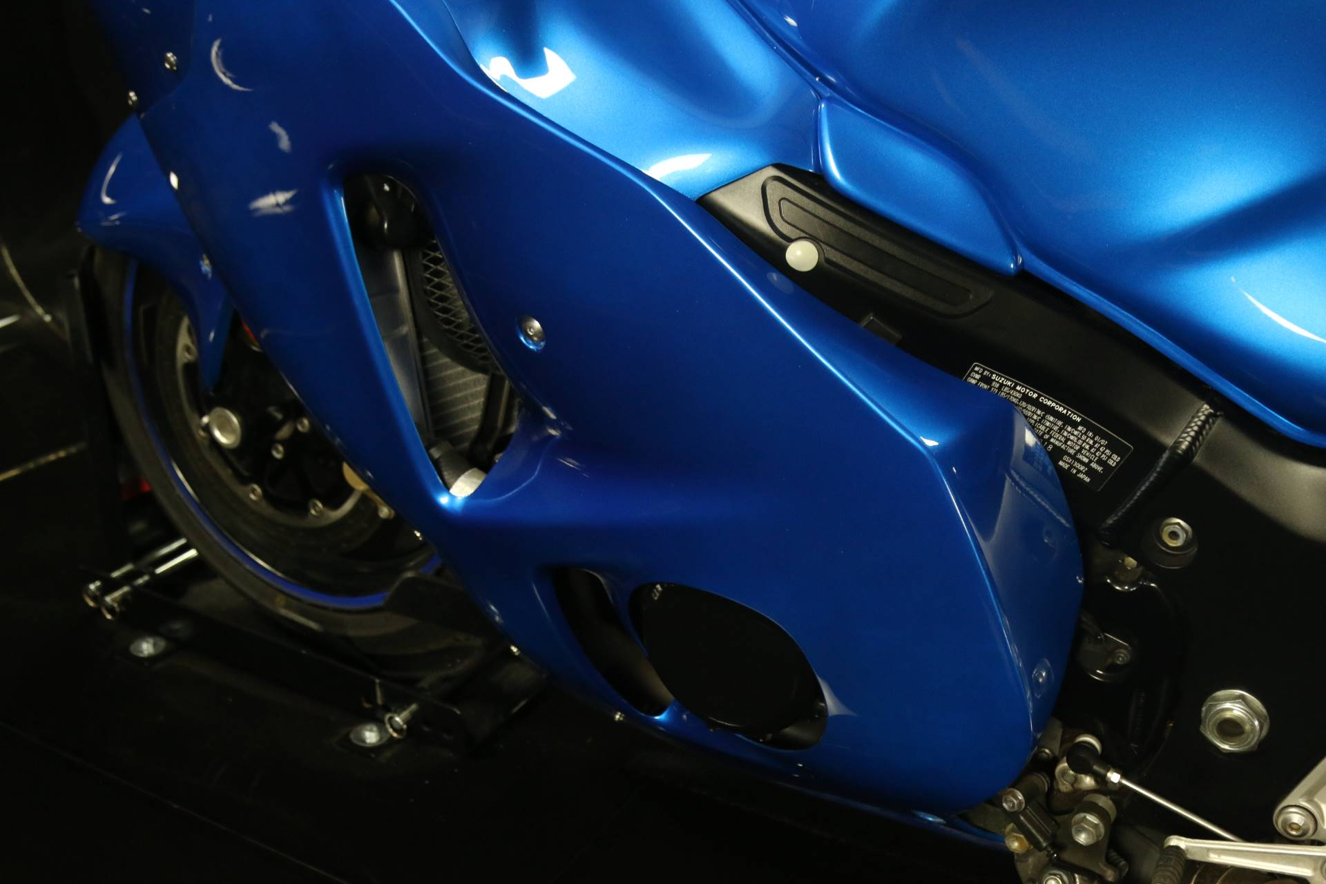 2007 Suzuki Hayabusa™ 1300 in Pinellas Park, Florida - Photo 29