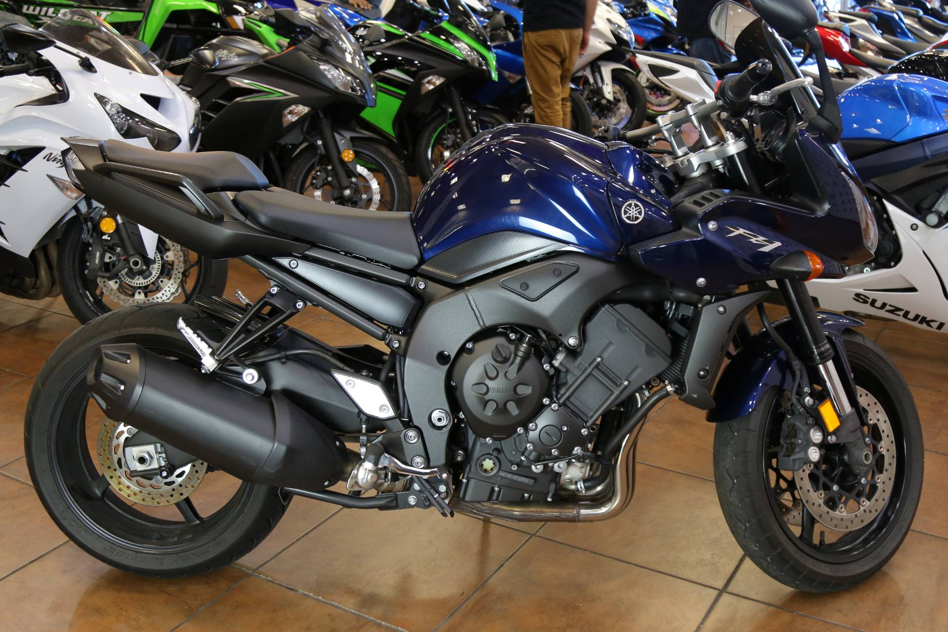 Used 2013 Yamaha FZ1 Motorcycles in Pinellas Park, FL