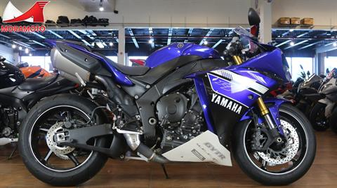2012 Yamaha YZF-R1 in Pinellas Park, Florida - Photo 1