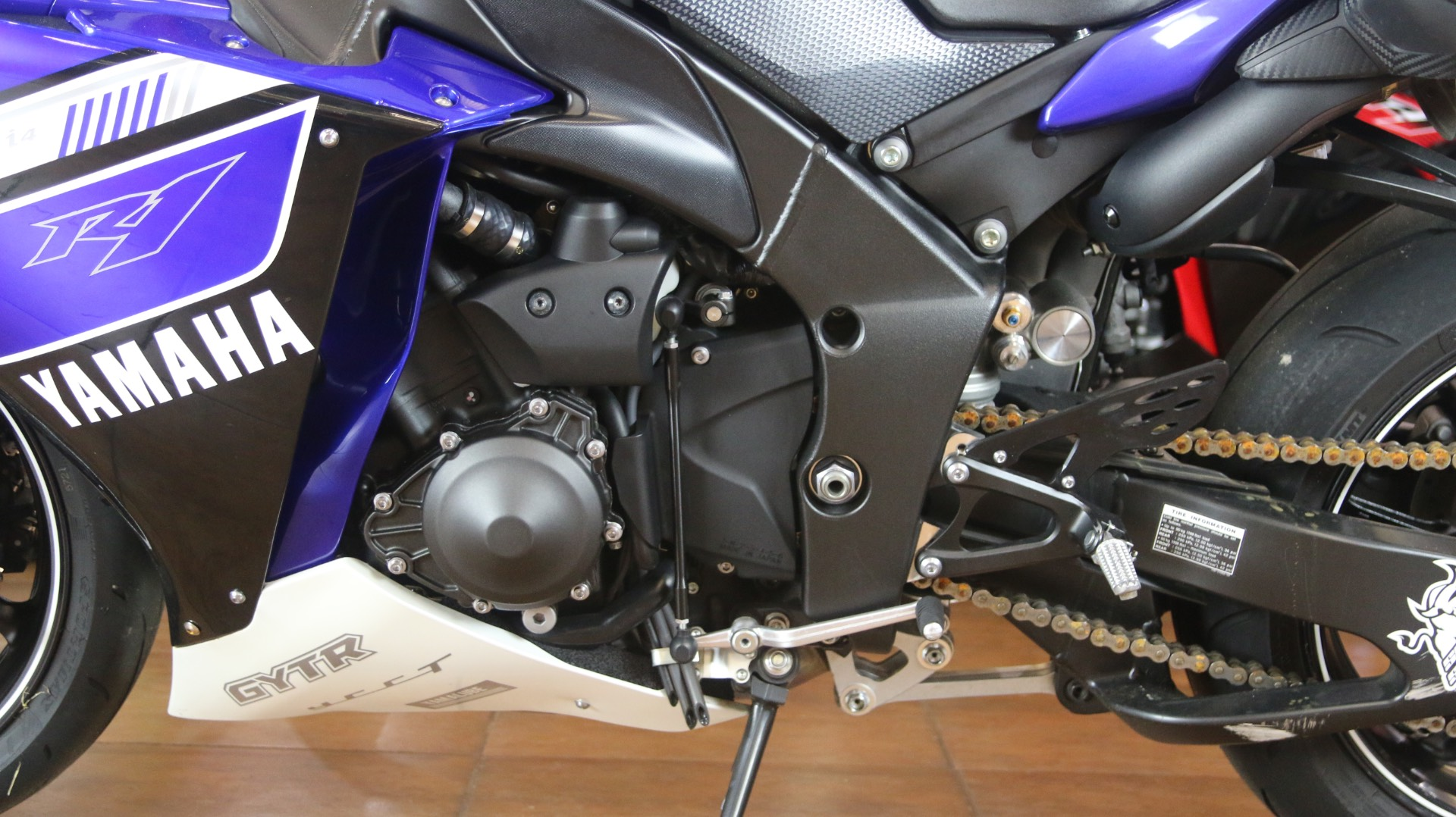 2012 Yamaha YZF-R1 in Pinellas Park, Florida - Photo 14